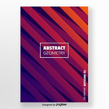 creative posters for trends in solid geometry Template