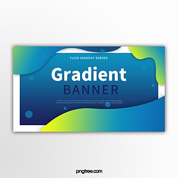 fashion banner advertisement for decorative   with colour gradual geometric fluid shape Template