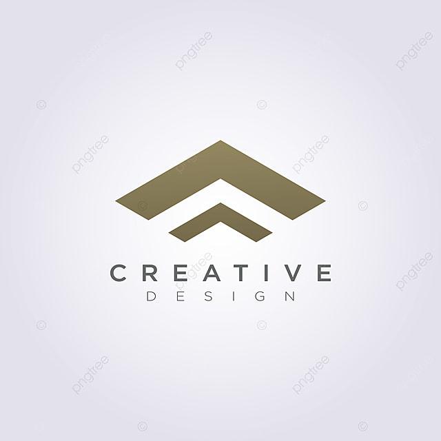 Vektor Kopi: Vektor Logo Atap Rumah Png