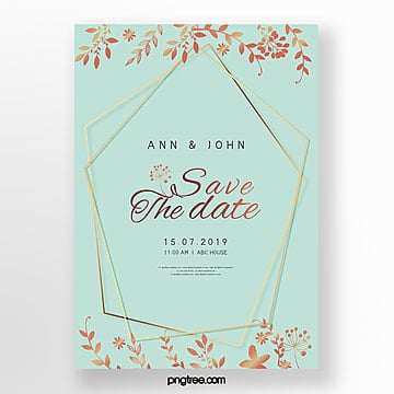 simple wedding invitation letter with elegant lace and mint blue wedding menu wedding menu Template