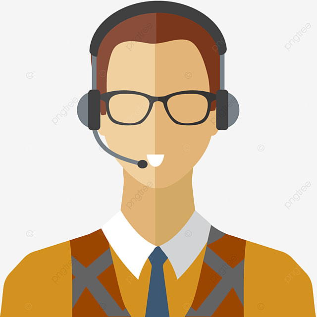 Customer Service Free Avatar User Icon Business User Icon