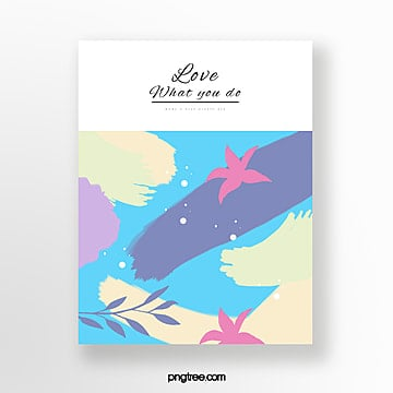 colorful and fresh graffiti greeting cards Template