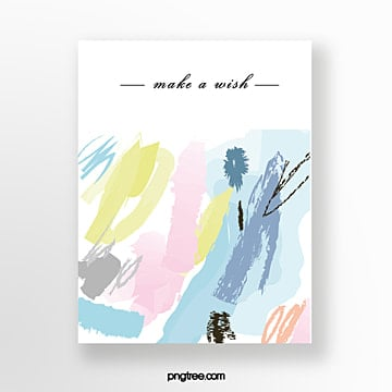 hand painted graffiti greeting cards Template