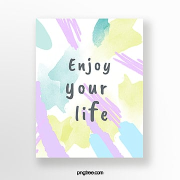 coloured hand painted graffiti greeting cards Template