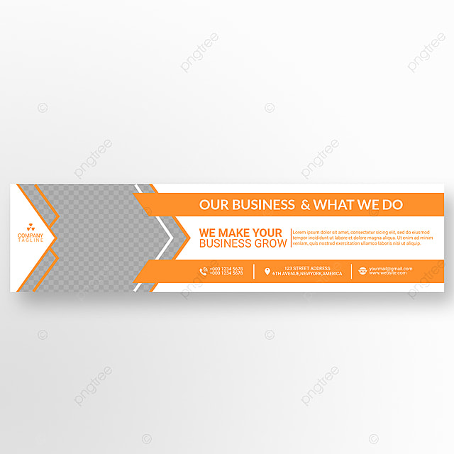 Business Marketing Linkedin Covers Template For Free