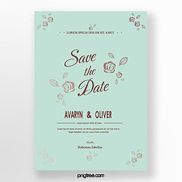 invitation letter for wedding goods roses Template