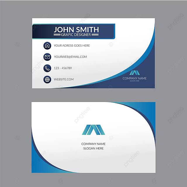 creative business card design Template for Free Download on Pngtree