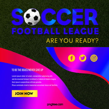 football event colorful gradient pop up window square sns Template