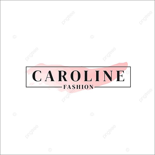Feminine Fashion Logo Design Template For Free Download On