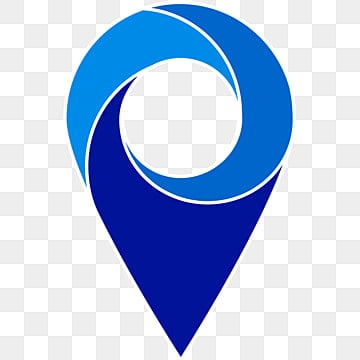 Flat Map Location Icon Vector, Arrow, Background, Business PNG and