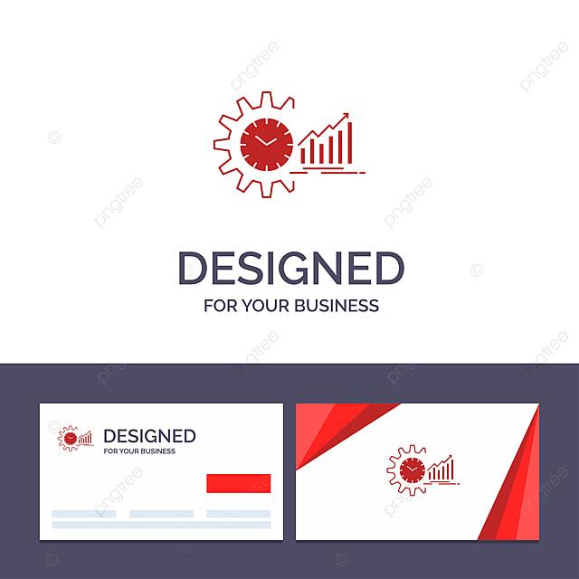 Carte De Visite Creative Et Logo Modele Graphique Graphique D Analyse Modele De Telechargement Gratuit Sur Pngtree