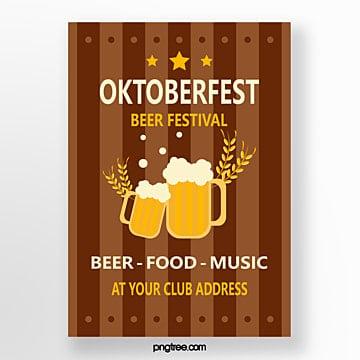 oktoberfest plakat Vorlage