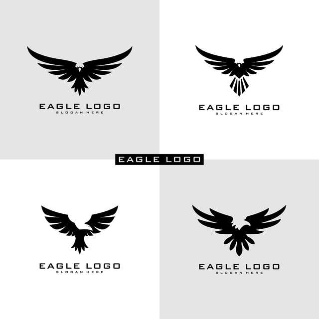 Set Of Eagle Logo Vector Symbol Logo Icons Symbol Icons Eagle Icons Png And Vector With Transparent Background For Free Download