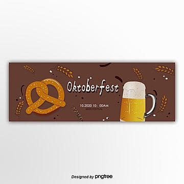 brown munich beer festival vorlage Vorlage