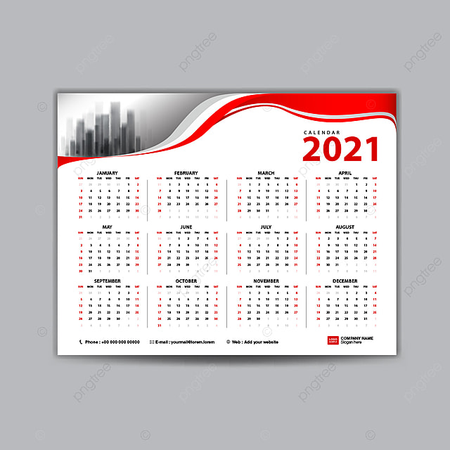 wall calendar 2021 vector design printing media template for free download on pngtree