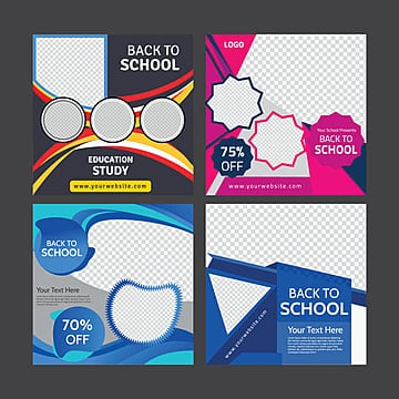 Education Banner Png Vector Psd And Clipart With Transparent
