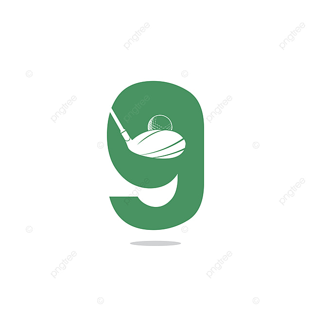Initial Letter G Gold Vector Logo Design Golf Club