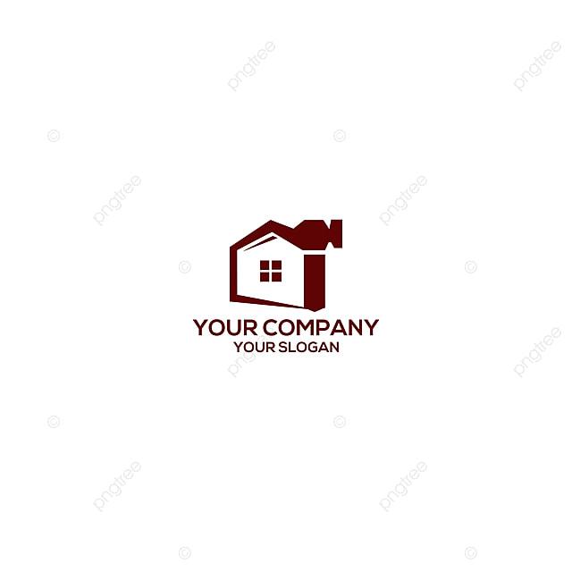 Vektor Desain Logo Konstruksi Palu Rumah Templat Untuk Unduh Gratis Di Pngtree