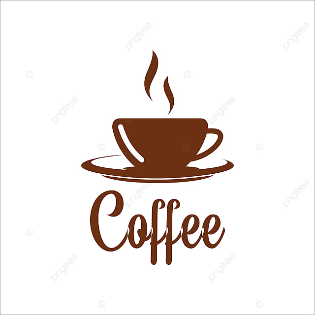 A Cup Of Coffee Logo Design Template For Free Download On