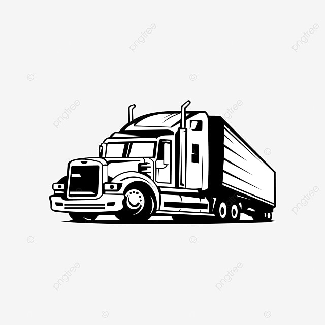 Tow Truck Trailer Logo Template For Free Download On Pngtree