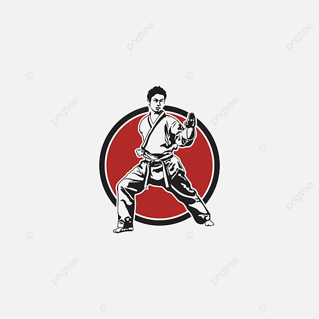 Karate Vector Logo Template For Free Download On Pngtree