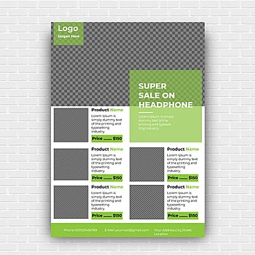 Product Promotion Flyer Templates Psd 49 Design Templates For Free Download
