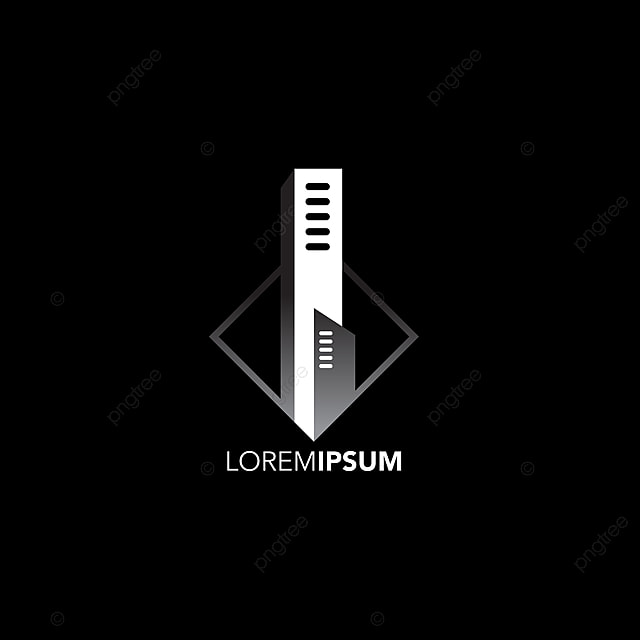 Gambar Syarikat Pembinaan Logo Yang Ringkas Templat Untuk Muat Turun Percuma Di Pngtree