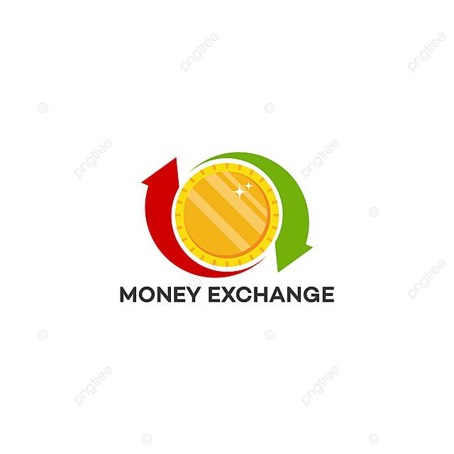 Exchange Logo Template Designs Vector