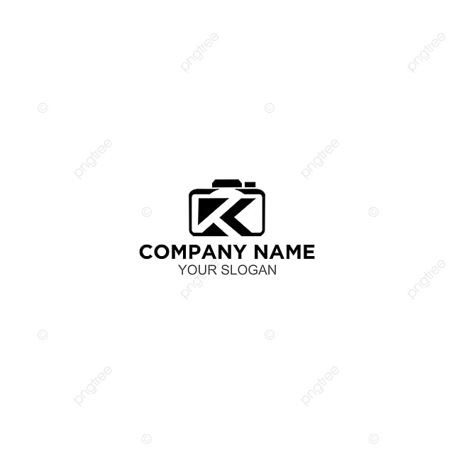 Kt Photography Logo Design Vector Template For Free Download On Pngtree