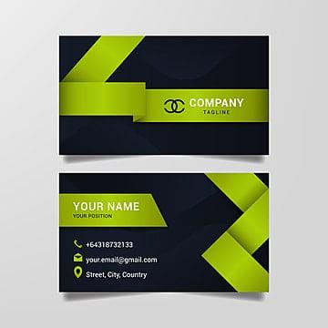 Gambar Kartu Nama Template Png, Vektor, PSD, dan Clipart ...