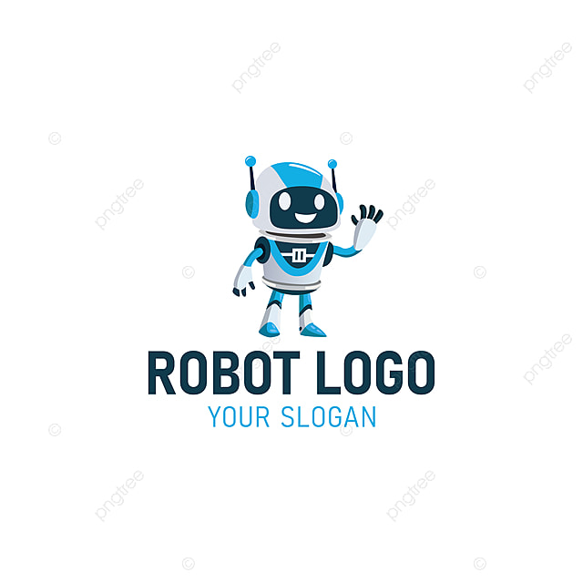 Modern Robot Logo Design For Software Company Template For Free Download On Pngtree