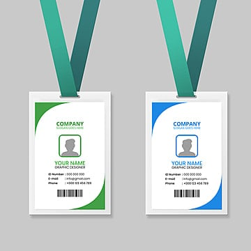 Company Id Png Images Vector And Psd Files Free Download On Pngtree