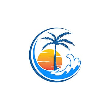 Beach Logo Png Vector Psd And Clipart With Transparent Background For Free Download Pngtree