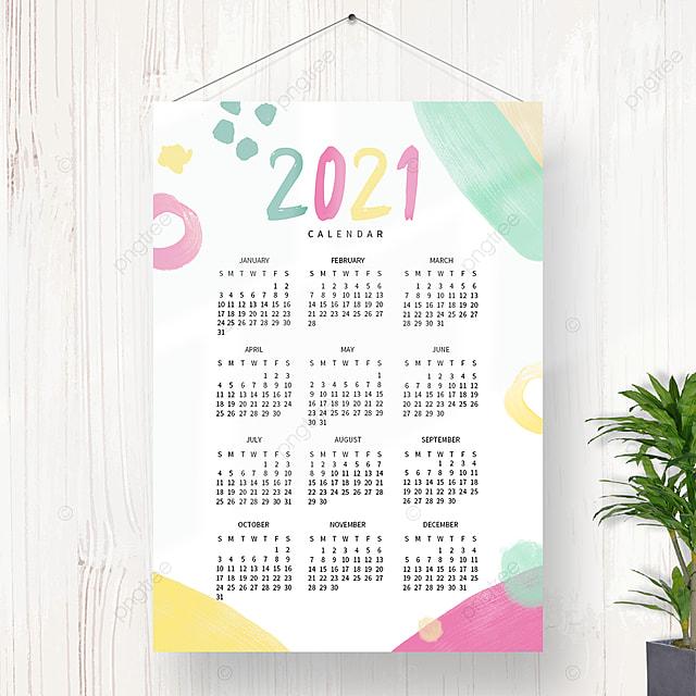 Desain Kalender Organisasi 2021 : Desain Kalender Menarik ...