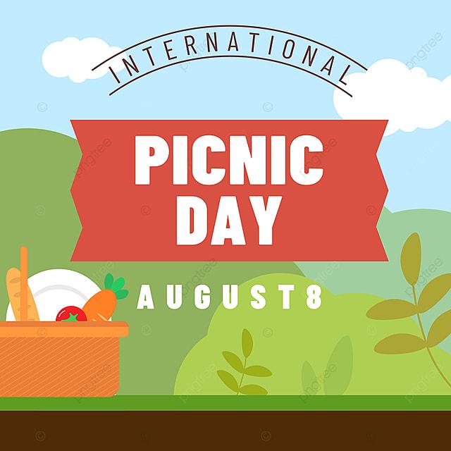 green plant food basket picnic day snsbanner