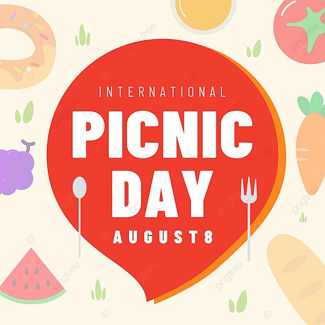 red fruit food picnic day snsbanner