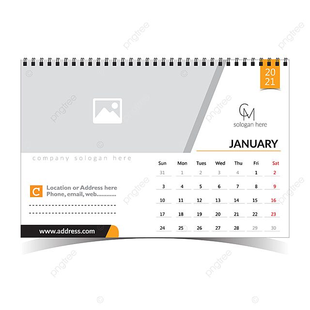Desk Calendar 2021 Classic Design Template For Organization Template For Free Download On Pngtree