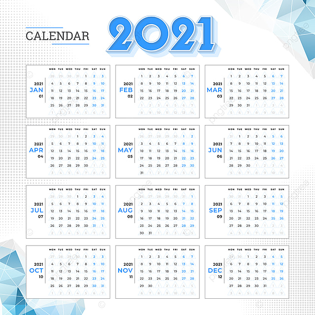 Template Kalender Tanggal Merah 2021 - Celoteh Bijak