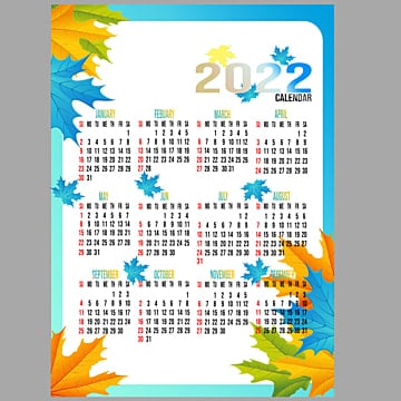 2022 Calendar Png.Calendar 2022 Png Images Vector And Psd Files Free Download On Pngtree