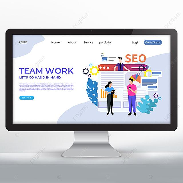 team data analysis promotion web design