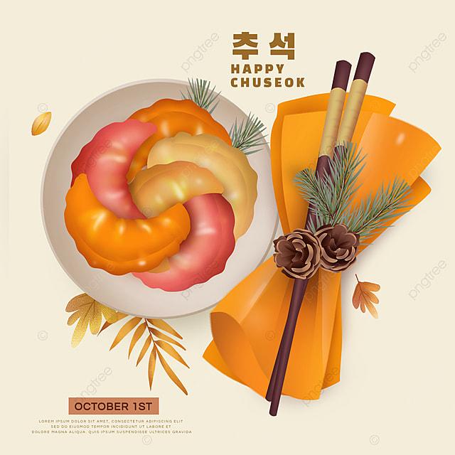 korean mid autumn festival dumplings chopsticks social media sns