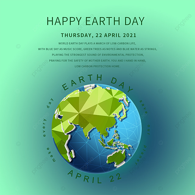 focus on improving earth day elements