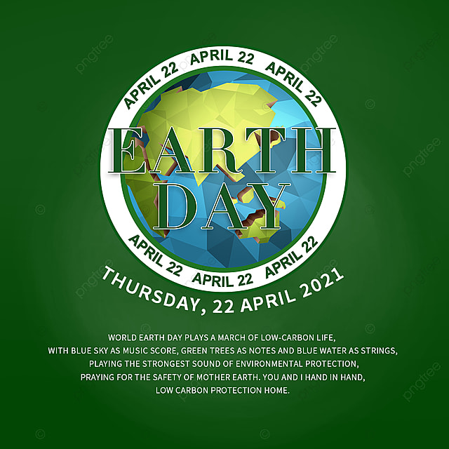 sustainable development earth day elements