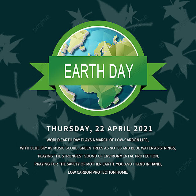 white maple leaf earth day element