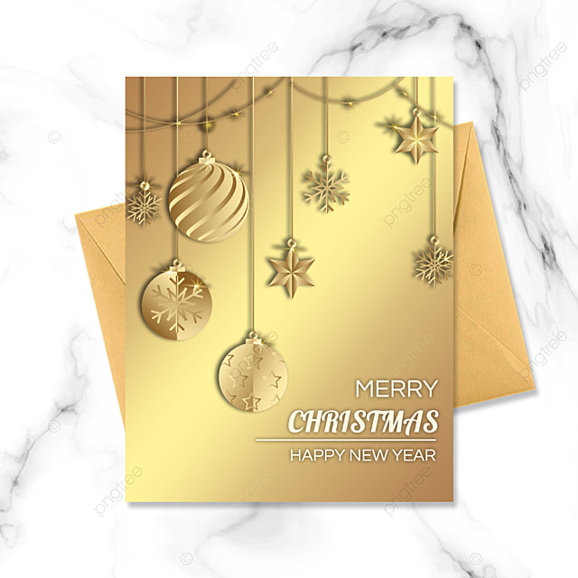 exquisite christmas card