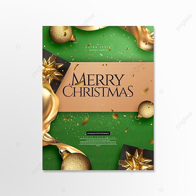 exquisite three dimensional christmas greeting card