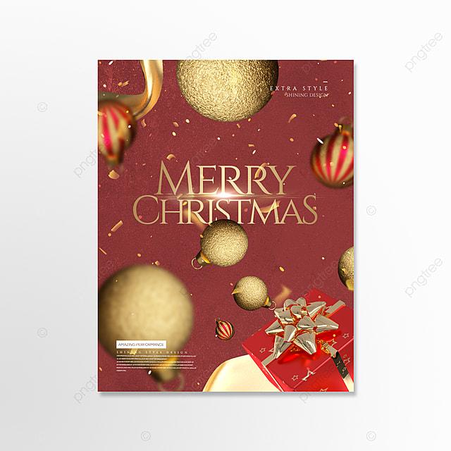 three dimensional compact fashion christmas card
