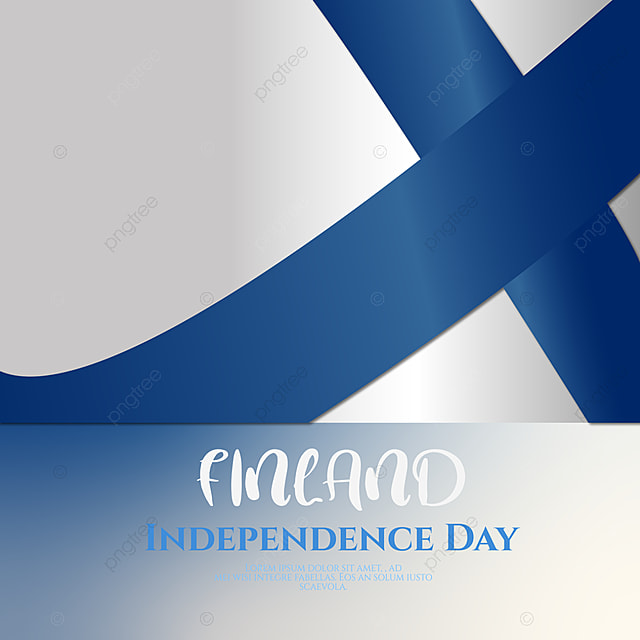 finland independence day blue social media