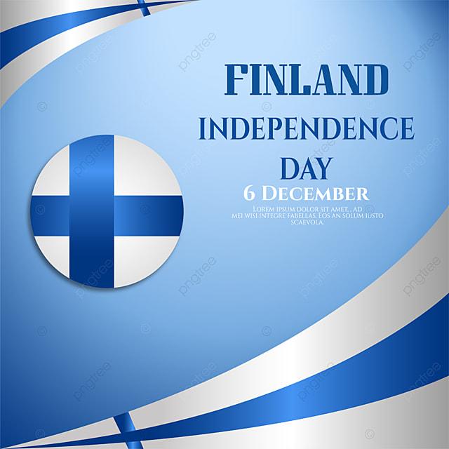 finnish gradient style social media