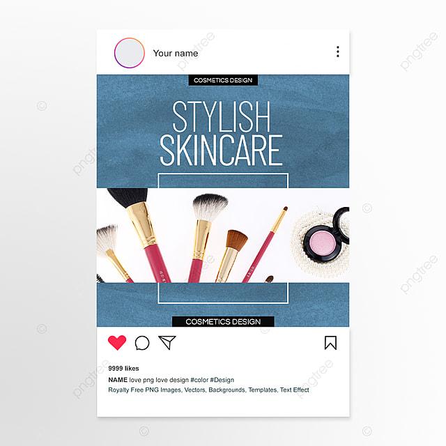 Promosi Fashion Modern Dan Produk Kecantikan Sederhana Melalui Postingan Media Sosial Templat Untuk Unduh Gratis Di Pngtree
